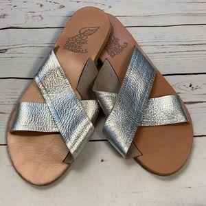 Ancient Greek Thais Sandals